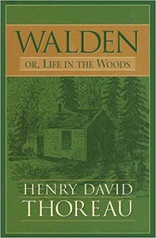 Walden di David Thoreau
